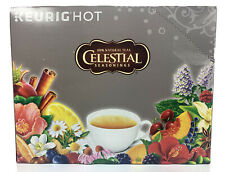 Celestial Seasonings Tea Sampler Keurig Single-Serve K-Cup Pods Variety Pack, 22