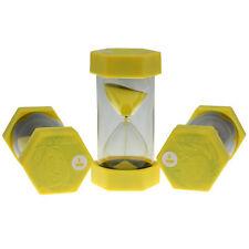 Reloj de Arena Temporizador De Huevo De Arena Grande 3 Min SEN ADHD ASD