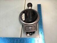 13-15 Scion FR-S Automatic Shift Shifter Knob & Boot w/ Bezel Trim Cover E