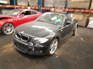 BMW 1 SERIES LEFT RADIATOR GRILLE, E88, CABRIO, 05/08-09/13