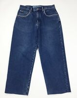 Mecca jeans cargo uomo usato w34 tg 48 boyfriend skateboard vintage T4326