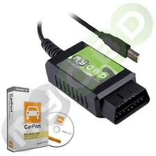 ELM327 Universal KFZ Diagnose Interface + Carport OBD-2 Software Vollversion