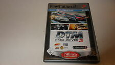 PlayStation 2  PS 2  DTM Race Driver 3 [Platinum]
