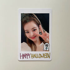 Itzy No Bad Days October Monthly Kit (Trick or Treat) Lia Polaroid Photocard