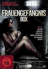 Frauengefängnis Box | 6 Filme | 8 Stunden | Erotik | Sammlung [FSK18] DVD