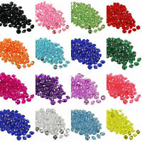 4.5mm WEDDING DECORATION SCATTER TABLE CRYSTALS DIAMONDS ACRYLIC CONFETTI 10,000