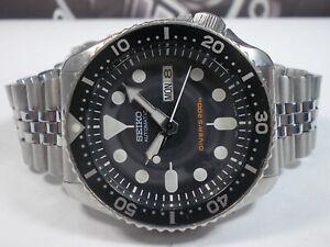 SEIKO 200M SCUBA DIVERS SKX007 DAY/DATE AUTO MENS WATCH 7S26-0020 (SN 706496)