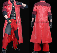 Devil May Cry IV 4 Dante Halloween Clothing Cosplay Costume Any Size