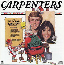 Carpenters – Christmas Portrait Label: A&M Records Format: CD, Album, Mixed