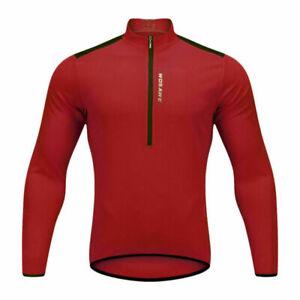 Men's Long Sleeve Cycling Jersey Road Bike Clothes Gel Bib Pants Kit Tight Set