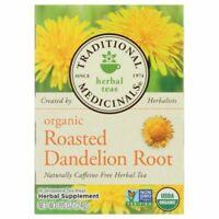 Organic Roasted Dandelion Root Tea 16 Bags