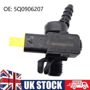 Brake Booster Pressure Sensor Assembl For Audi VW Seat Skoda V10721500 5Q0906207