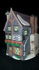Dept 56 Kingsford Brewhouse Dickens Heritage Village Collection 56.58114