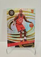 2016-17 NBA Panini Revolution Pascal Siakam Infinite Rookie Card #142