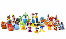 Disney 10 Assorted Figurines Figures Collectible Play Toys Cake Topper New