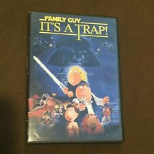 Family Guy Star Wars It's a Trap! TV Show DVD Video