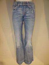 "BNWT Ladies Diesel Jeans Ronhoir Regular Bootcut Waist 24"" Leg 32"" Wash 008W7"