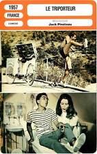 FICHE CINEMA : LE TRIPORTEUR - Cowl,Altariba,Mondy,Pinoteau 1957 The Tricyclist