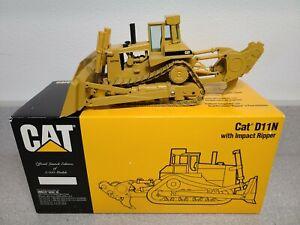 Caterpillar Cat D11N Dozer with Impact Ripper - Conrad 1:50 Scale #2854 New!