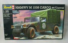 Revell 1/35 HMMWV M 1038 Cargo w/Canvas