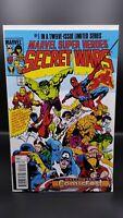 MARVEL SUPER HEREOS SECRET WARS #1 Halloween Comicfest 2014 NM