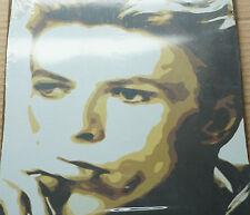 David Bowie Print on Board by Boyz Toys 30 * 25 cm Colour on board sealed