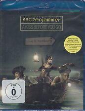 Katzenjammer / A Kiss Before You Go- Live in Hamburg (Blu-ray, NEU! OVP)