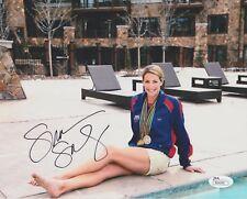 Summer Sanders authentic signed autographed 8x10 photograph JSA COA