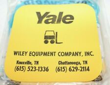 """Yale Forklift Wiley Equipment Co. Advertising  """"MIGHTY GRIP"""" Lot"""