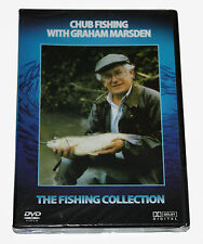 THE FISHING COLLECTION-CHUB FISHING WITH GRAHAM MARSDEN - DVD-NEW & SEALED BOX