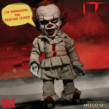 Living Dead Dolls Mezco Toyz &The Dark Side Of Steven Kings Mind Comes Pennywise