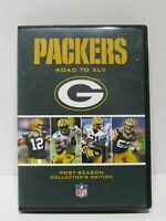 NFL-Green Bay Packers-Road to XLV (2012) Post Season Collector's Edition DVD