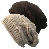 les femmes chaud laine l'hiver - bonnet de ski beanie chapeau en capsules