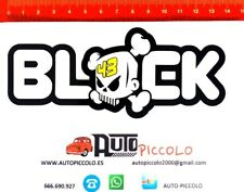 Pegatina Divertida Tipo Ken Block Dirty Diesel 12cm Fun Sticker Decal Vinilo