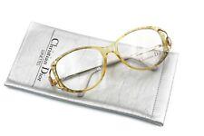 Rare eyewear Christian Dior mod. 2656 bicolor Optyl acetate // bracelet adorned