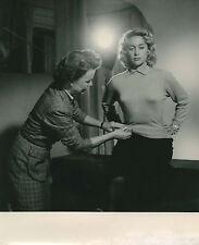 Martine Carol par Sam Levin 1950