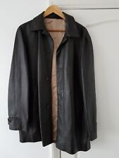 Kenzo Homme - Leather Jacket - Brown - *brand new*