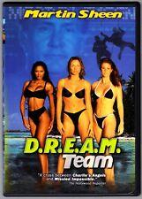 D.R.E.A.M. TEAM (1989) DVD  MARTIN SHEEN  ANGIE EVERHART  REGION FREE
