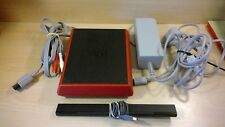 Nintendo wii Mini Console Red Limited Edition Fully Working Tested