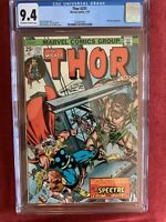 The Mighty Thor #231 CGC 9.4. Classic Cover. Hercules Appearance!
