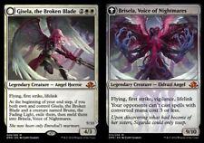 [1x] Gisela, the Broken Blade // Brisela, Voice of Nightmares [x1] Eldritch Moon