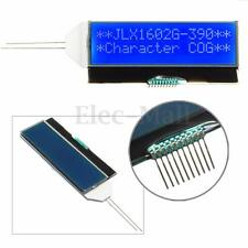 Mini 1602 IC16x2 Serial LCD LED Module Display 3.3V Blue Backlight For Arduino