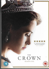 The Crown - Season One (DVD, 2017) Claire Foy, Matt Smith New & Sealed Slip Case