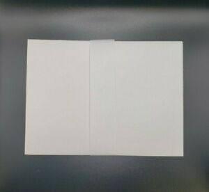 White Invitation Envelopes A7 or A9 (25 to 100)
