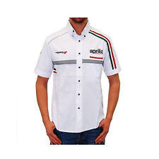 Aprilia Racing Team Paddock Shirt X-Display | New | Official Factory Merchandise