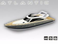 5128-f13 Thunder Tiger Atlantic Motor Yacht Remote Control Boat RTR Ready to Run