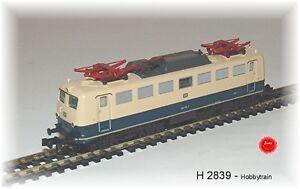 Hobbytrain 2839   - E-Lok BR140 113-2 DB ozenablau beige, Ep.IV