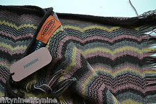 MISSONI Long   Scarf  / Shawl  / Wrap  MADE IN ITALY new Womens gift