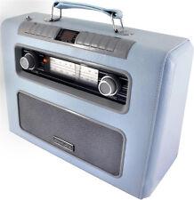 Soundmaster Rcd1500 Ukw/mw Radio Hellblau