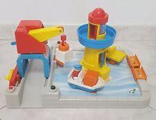 8 Pezzi Modello da Nave in plastica for Barche galleggianti Bathtime for Bambini Piccoli Giocattoli da Piscina Giocattoli da Bagno